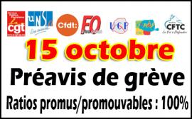 mobilisation du 15 octobre